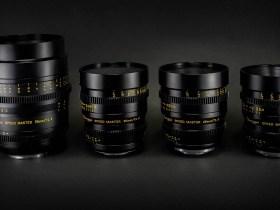 Questi sono i primi obiettivi cinematografici T / 1.0 al mondo per una gamma di fotocamere