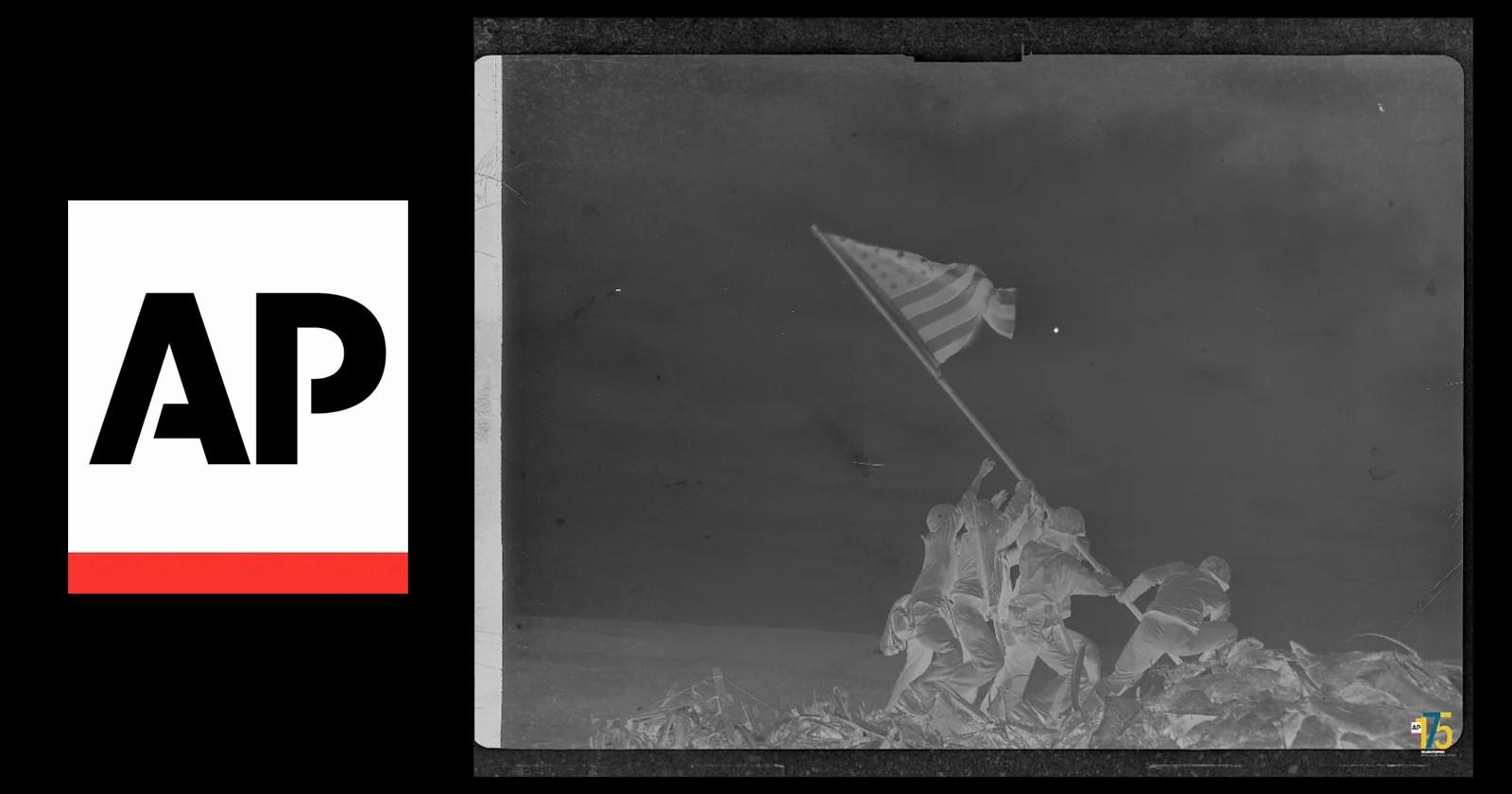 """AP sta mettendo all'asta 10 NFT di """"rappresentazioni artistiche"""" di foto iconiche"""