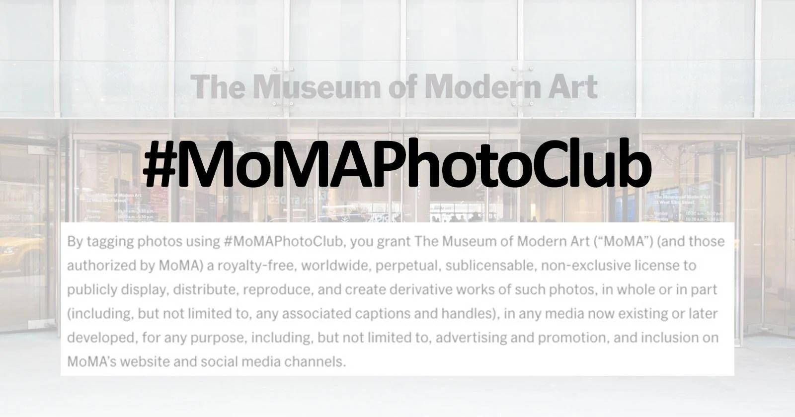"""Il MoMA vuole che le tue foto siano gratuite, perennemente e per """"qualsiasi scopo"""""""