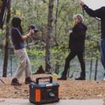 Il pacco batterie Pioneer 500 può portare lo studio ovunque