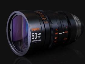 Vazen lancia l'obiettivo anamorfico T2.1 da 50 mm per EF e PL full-frame