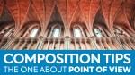 Suggerimento e assegnazione per la composizione fotografica: punto di vista interessante