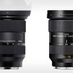 Sì, il nuovo 24-70mm di Leica è quasi certamente un obiettivo artistico Sigma ricollocato