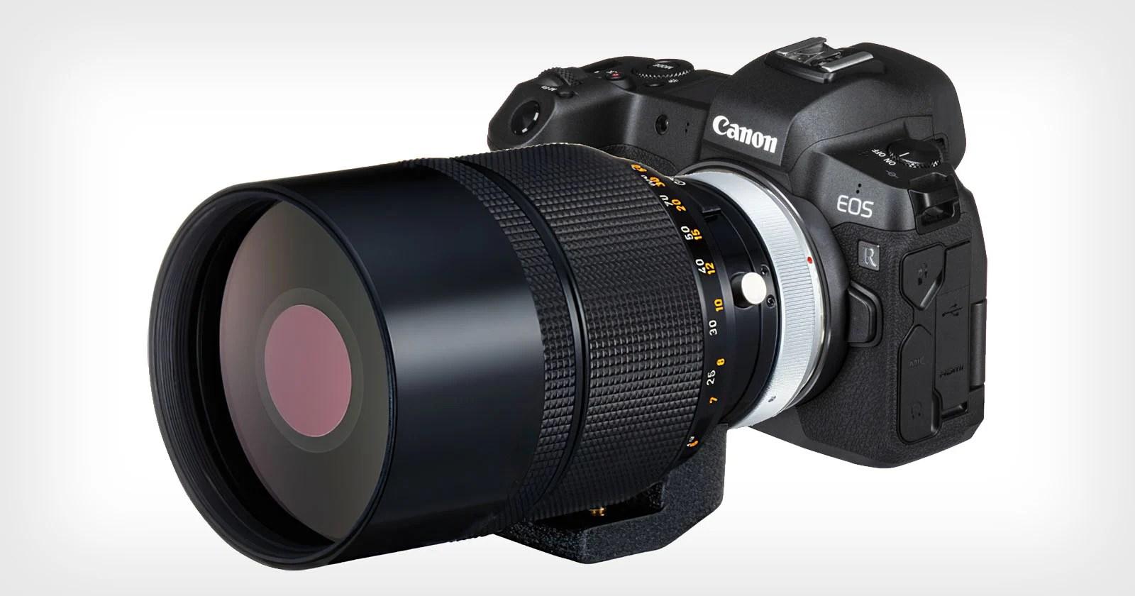 Canon potrebbe pianificare obiettivi super economici