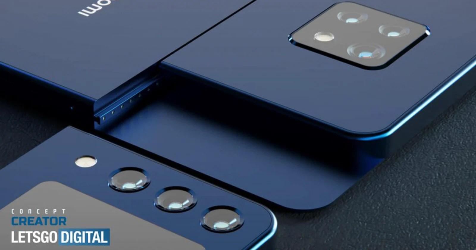 Xiaomi brevetta uno smartphone modulare con fotocamere intercambiabili