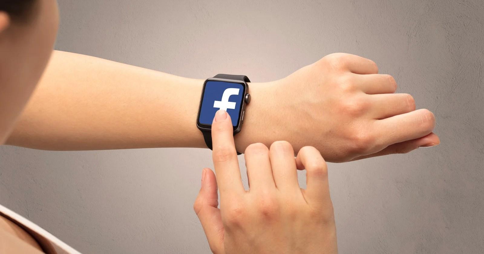 L'imminente smartwatch di Facebook avrà una fotocamera rimovibile: rapporto