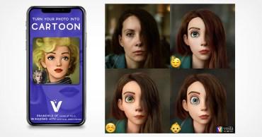 L'app basata sull'intelligenza artificiale che trasforma le foto in cartoni animati sta esplodendo in popolarità