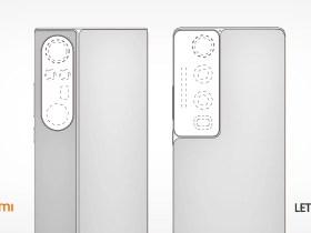 Xiaomi brevetta tre modelli di smartphone con fotocamere enormi