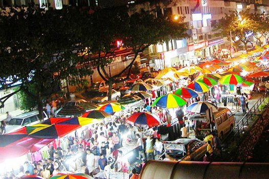 Ngarsopuro Night Market