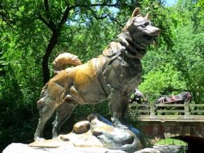 Balto famoso Husky Siberiano