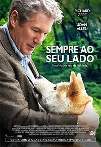 filme de cachorro que esperava o dono