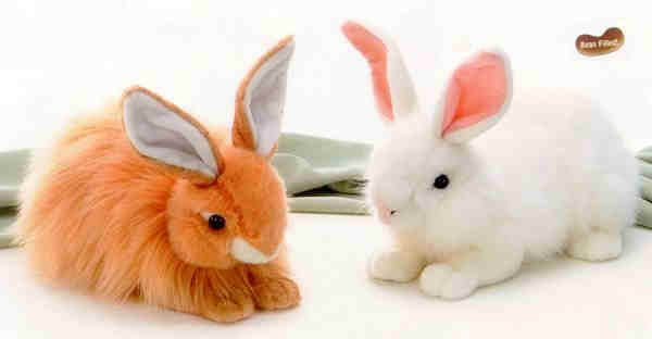 Stuffed Bunnies & Rabbits