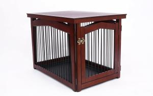 Merry-Products-2-in-1-Configurable-Pet-Crate-and-Gate