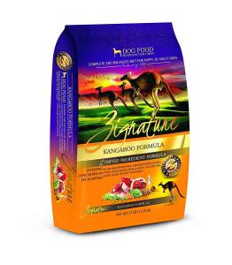 Zignature-Kangaroo-Formula-Dog-Food