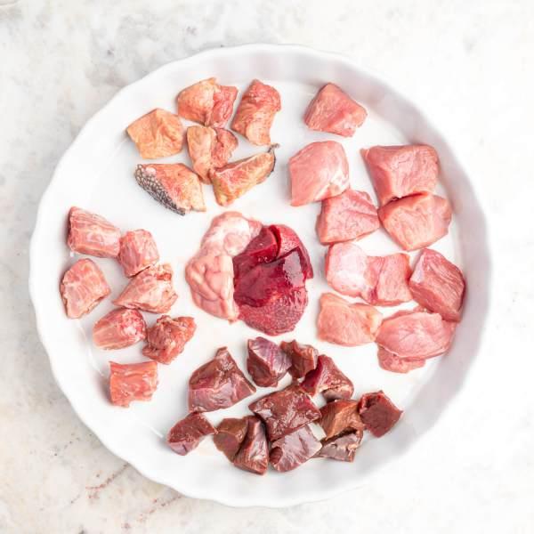 Pork Chunky Mix