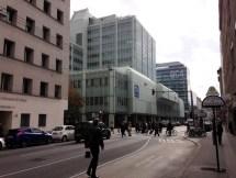 อาคารเรียนของมหาวิทยาลัย TU Vienna
