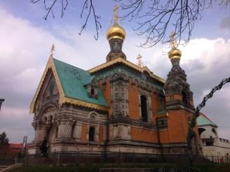 โบสถ์รัสเซีย