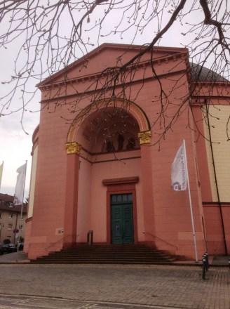 โบสถ์ St. Ludwig