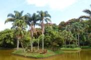 Parte do Jardim Paisagístico