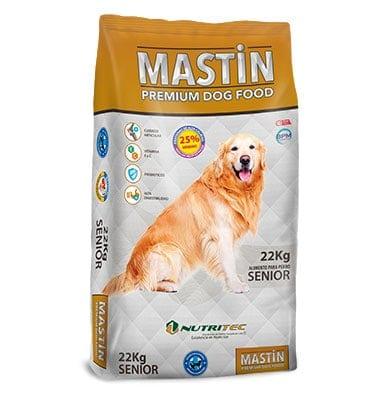 mastin senior