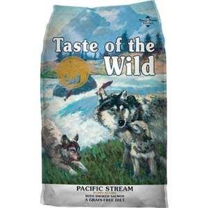 taste of the wild cachorro