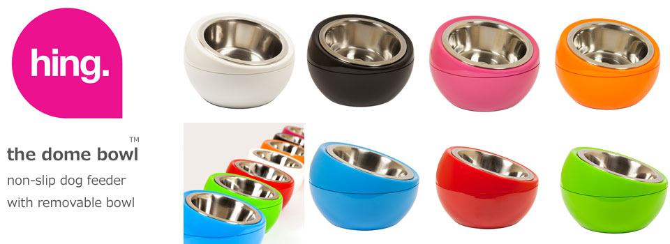 Hing Designs dome bowl