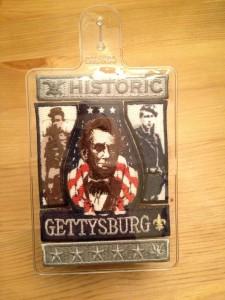 New BSA Gettysburg Patch