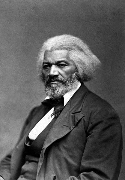 Portrait of Frederick Douglass