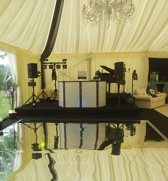 DJ Cheltenham wedding disco service Glos