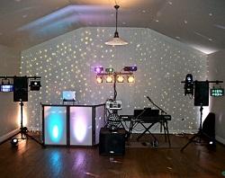 DJ Cheltenham wedding disco Glos
