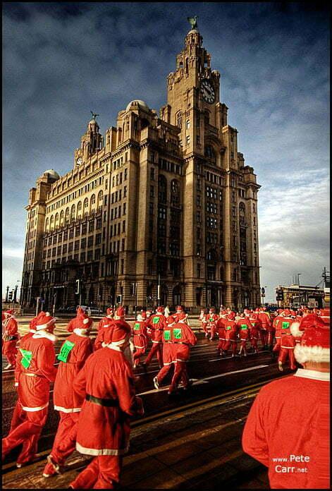 Liverpool Santa Dash 2006