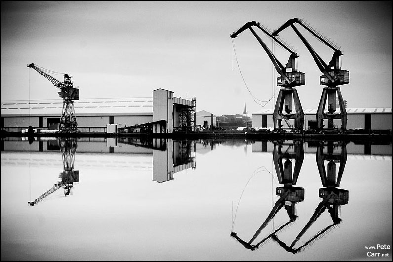 Birkenhead Cranes - 2