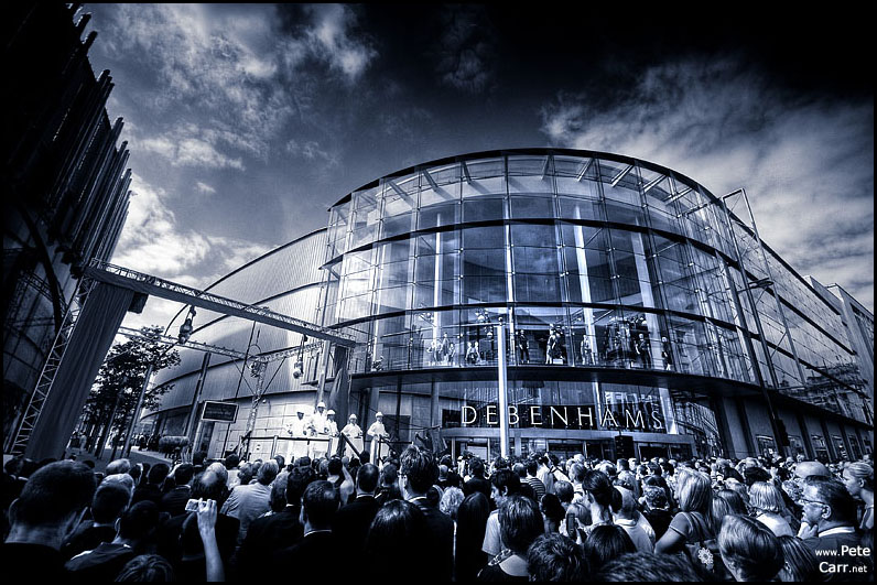 Liverpool One Opens
