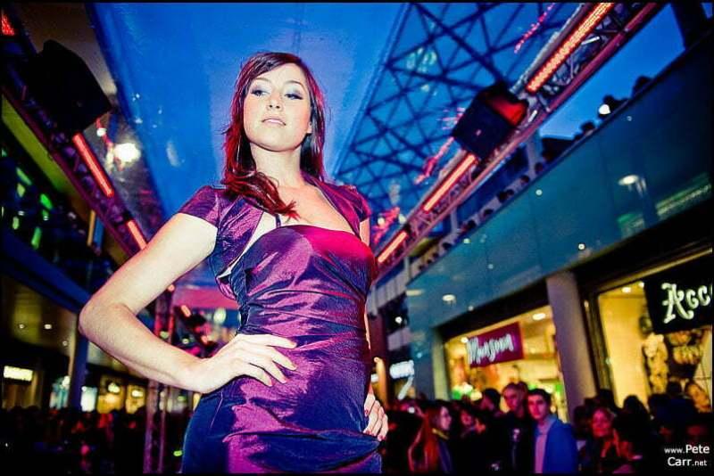 Liverpool One Fashion Show