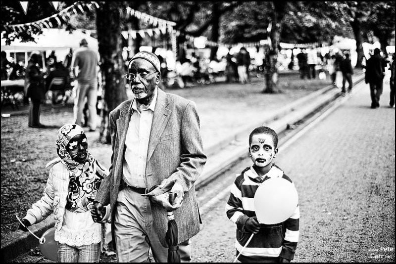 Toxteth Street Party - II