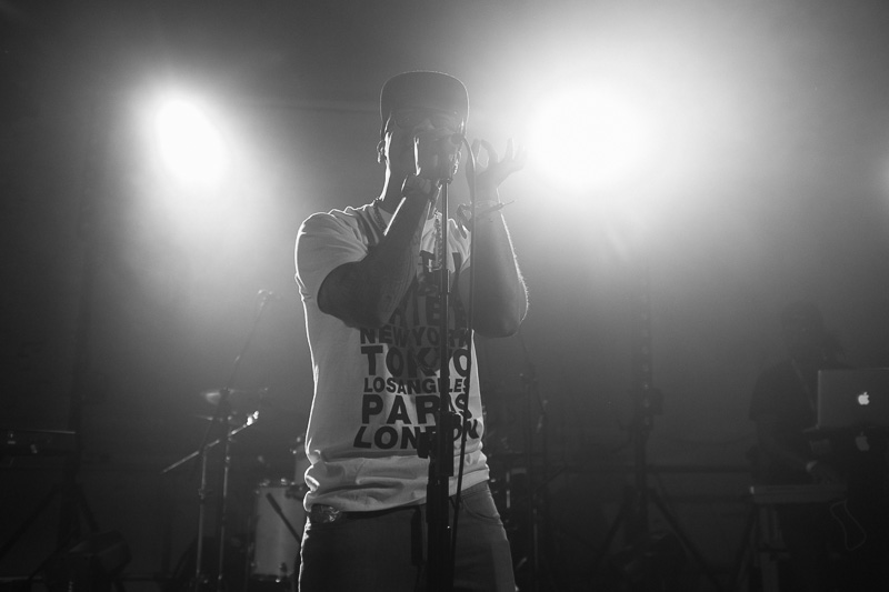 Esco Williams at Liverpool Sound City 2013