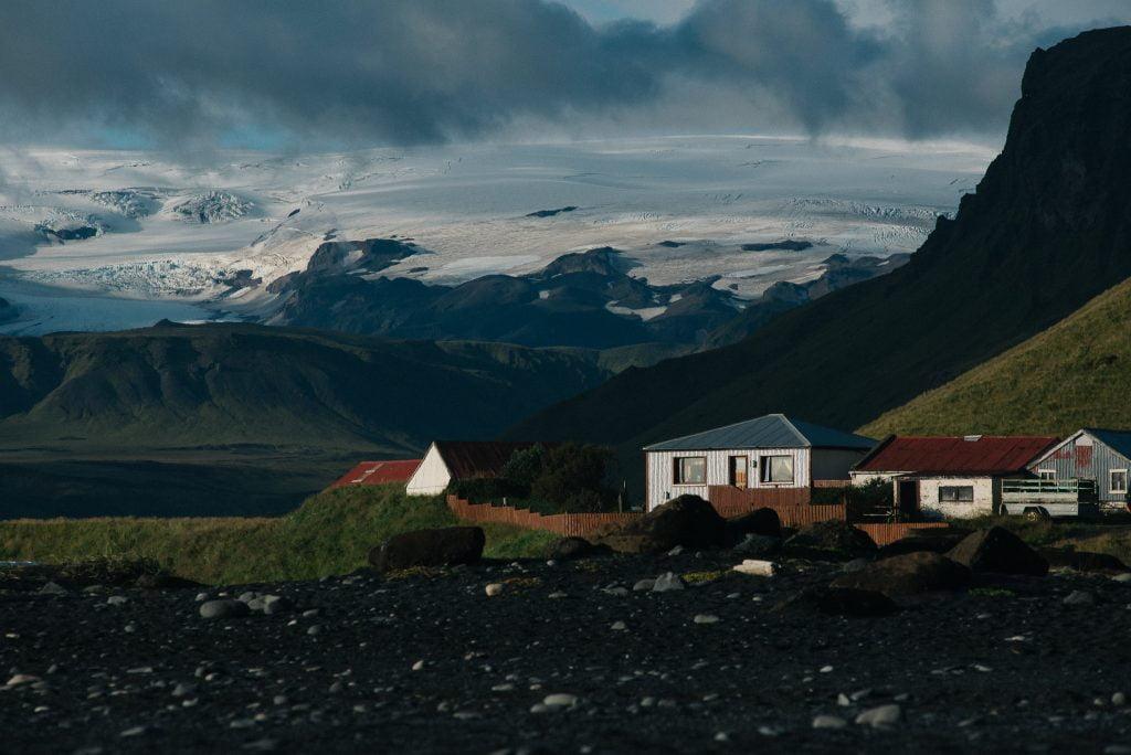 South Coast of Iceland