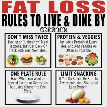 4 ways to lose weight without counting calories
