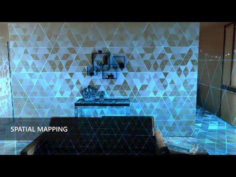 HoloLens & 3D Mapping – Pete D
