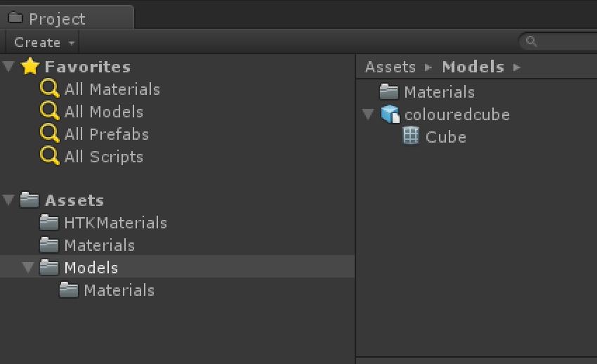 HoloLens: FBX Loading c++ – Pete D