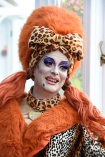 Ugly Sister Cinderella Panto Swindon