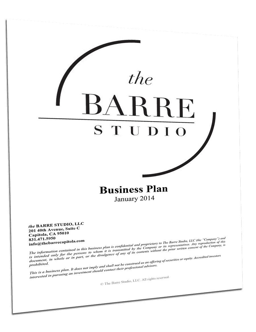 Business Plan Consulting Case Study