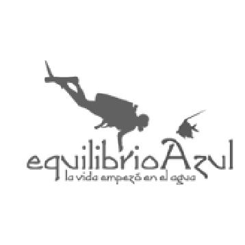 Equilibrio Azul logo