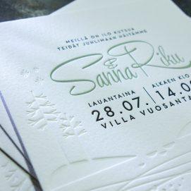 Hääkutsu_letterpress