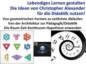 Raum-Zeit-Architektur-Didaktik