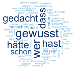Adjusted Word Cloud for @wolfgangrauter
