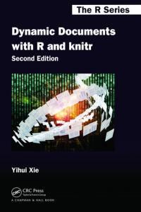 Cover: Dynamic Documents with R and knitr