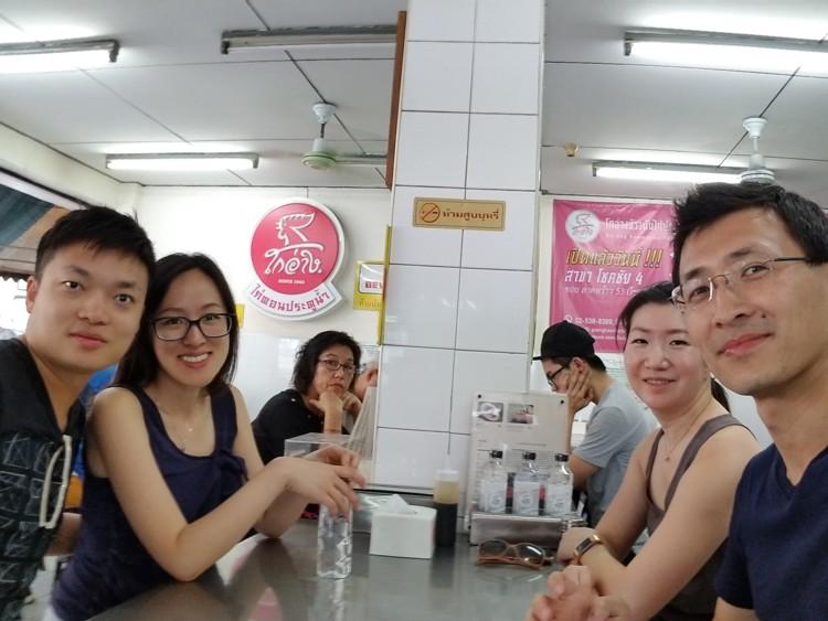 Southeast Asia (10/13) – Bangkok Food Scenes