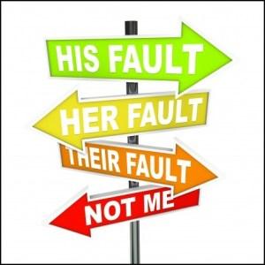 victim mentality signpost