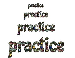 Commit to the practice, not the objective